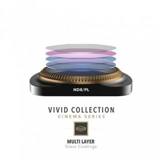 Фото3 Комплект фильтров PolarPro VIVID Collection - Cinema Series для Osmo Pocket
