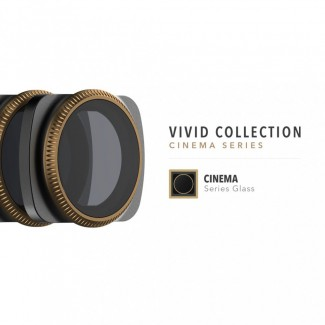 Фото2 Комплект фильтров PolarPro VIVID Collection - Cinema Series для Osmo Pocket