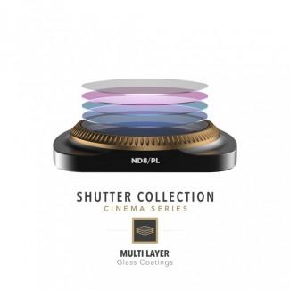 Фото3 Комплект фильтров PolarPro SHUTTER Collection - Cinema Series для Osmo Pocket
