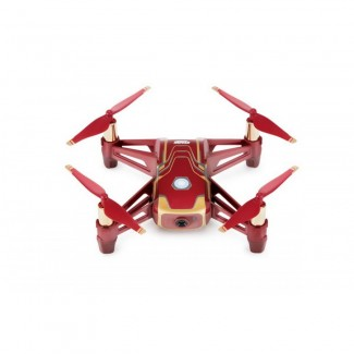 Фото1 Квадрокоптер RYZE Tello Iron Man Edition