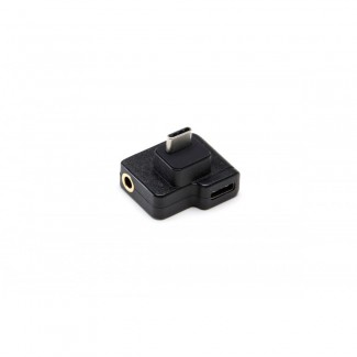 Фото2 Адаптер CYNOVA Dual 3.5mm/USB-C для DJI Osmo Action