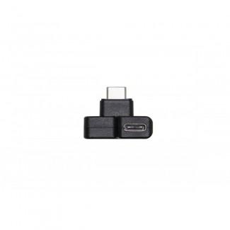 Фото3 Адаптер CYNOVA Dual 3.5mm/USB-C для DJI Osmo Action