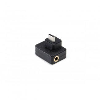 Фото1 Адаптер CYNOVA Dual 3.5mm/USB-C для DJI Osmo Action