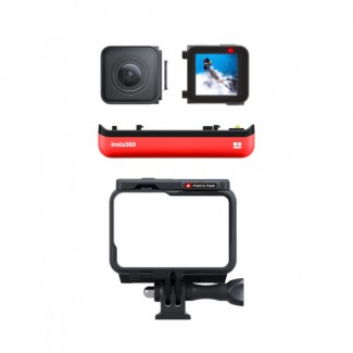 Фото5 Панорамная камера Insta360 One R 4K