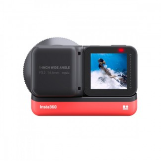 Фото6 Панорамная камера Insta360 One R 1 Inch