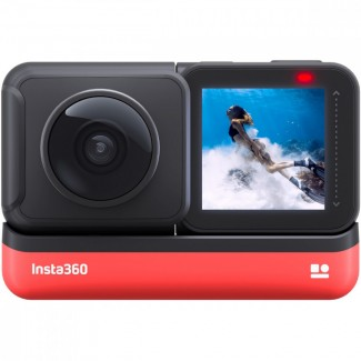 Фото3 Панорамная камера Insta360 One R 360
