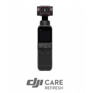 Фото1 Страховка (карточка) DJI Care Refresh 1-Year Plan (Pocket 2)