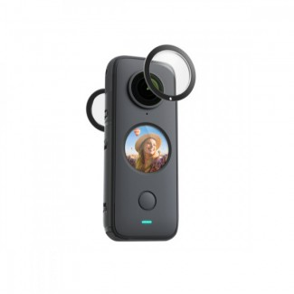 Фото1 Защита линз для Insta360 One X2