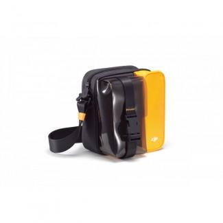Фото4 Фирменная мини-сумка DJI Mini (Черно-Жёлтая)
