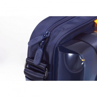 Фото4 Фирменная мини-сумка DJI Mini (Сине-Жёлтая)