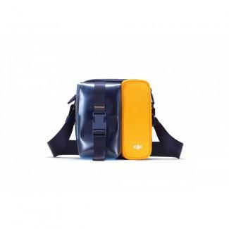 Фото1 Фирменная мини-сумка DJI Mini (Сине-Жёлтая)