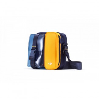 Фото2 Фирменная мини-сумка DJI Mini (Сине-Жёлтая)