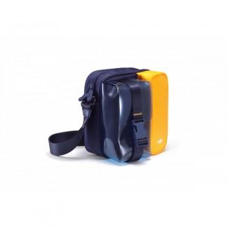 Фото3 Фирменная мини-сумка DJI Mini (Сине-Жёлтая)