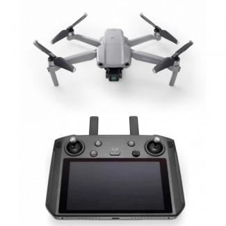 Фото1 Квадрокоптер DJI Mavic Air 2 Fly More Combo (DJI Smart Controller)
