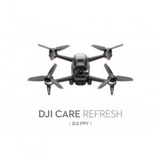 Фото1 Страховка (карточка) DJI Care Refresh 1-Year Plan (DJI FPV)