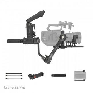 Фото1 Стедикам Zhiyun Crane 3S Pro