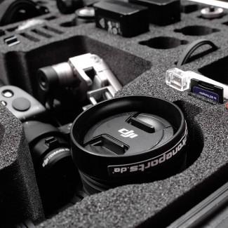Фото4 OSM2500-01 - Кейс пластиковый для хранения и переноски Osmo X5 и Osmo+