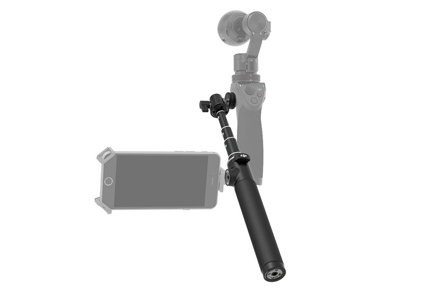Фото1 Телескопическая селфи ручка (палка) для DJI OSMO