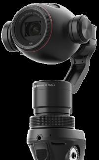 Фото1 DJI OSMO+ Камера 4K с ручным стабилизационным подвесом улучшенная