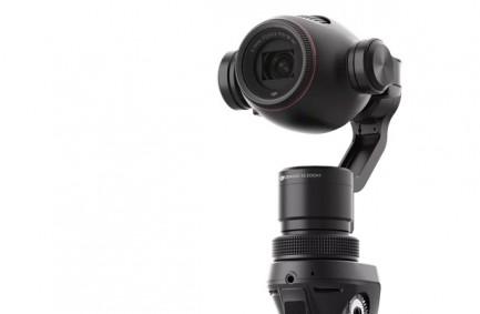 Фото3 DJI OSMO+ Камера 4K с ручным стабилизационным подвесом улучшенная