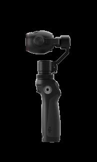 Фото5 DJI OSMO+ Камера 4K с ручным стабилизационным подвесом улучшенная