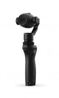 Фото7 DJI OSMO+ Камера 4K с ручным стабилизационным подвесом улучшенная