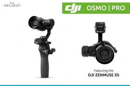 Фото2 DJI OSMO Pro - Камера 4К с ручным стабилизационной системой в профессиональной компалектации OSMO PR