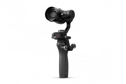Фото1 DJI OSMO Pro - Камера 4К с ручным стабилизационной системой в профессиональной компалектации OSMO PR