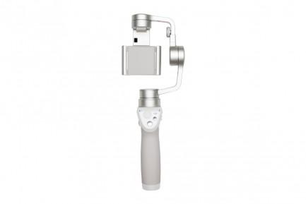 Фото2 OSMO Mobile (Silver) Электронный трехосевой стабилизационный подвес под смартфон