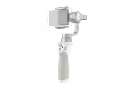 Фото4 OSMO Mobile (Silver) Электронный трехосевой стабилизационный подвес под смартфон
