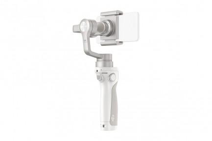 Фото5 OSMO Mobile (Silver) Электронный трехосевой стабилизационный подвес под смартфон