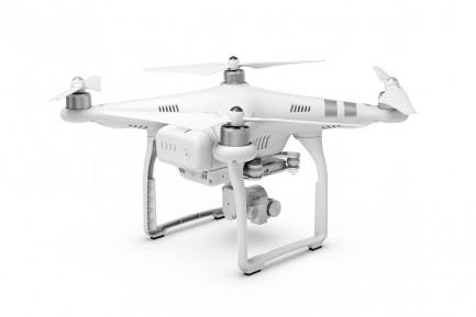 Фото3 Квадрокоптер Phantom 3 Advanced (без пульта и зарядного устройства)