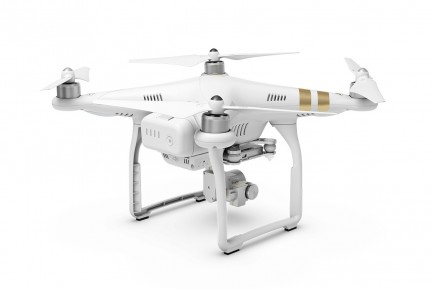 Фото2 Квадрокоптер Phantom 3 Professional (без пульта и зарядного устройства)