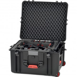 Фото1 RMX2730W-01 - Кейс пластиковый для хранения и переноски подвесов серии Ronin MX, на колёсах и с тран
