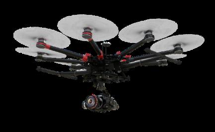 Фото4 Октокоптер Spreading Wings S1000+