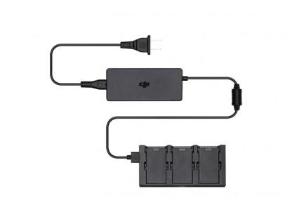 Фото1 Зарядное устройство для батарей квадрокоптера DJI Spark