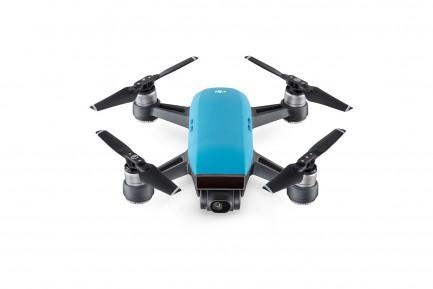 Фото1 Квадрокоптер DJI Spark Sky Blue в комплектации Fly More Combo