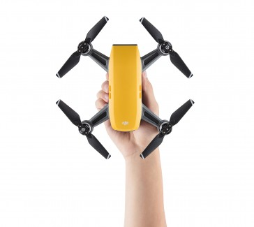 Фото4 Квадрокоптер DJI Spark Sunrise Yellow в комплектации Fly More Combo