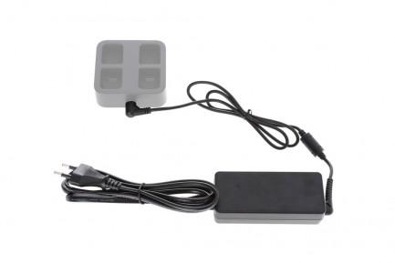 Фото1 Зарядное устройство 57W для батарей DJI OSMO