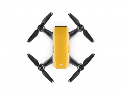 Фото3 Квадрокоптер DJI Spark Sunrise Yellow