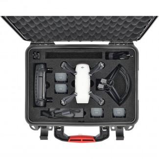 Фото2 SPK2350BLK-01 - Кейс пластиковый 2350 для хранения и переноски DJI SPARK FLY MORE COMBO