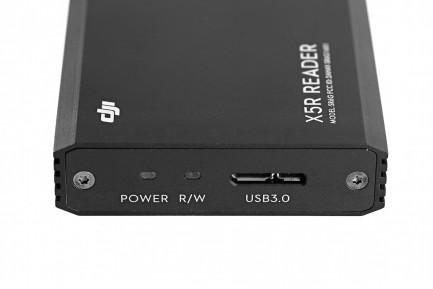 Фото3 Ридер - Устройство для чтения и USB-подключения съемного накопителя SSD 512GB I1