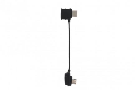 Фото2 Кабель USB C для подключения пульта ДУ DJI Mavic