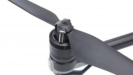 Фото1 Комплект (пара) быстросъёмных пропеллеров для для сверх высотных операций DJI Inspire 2