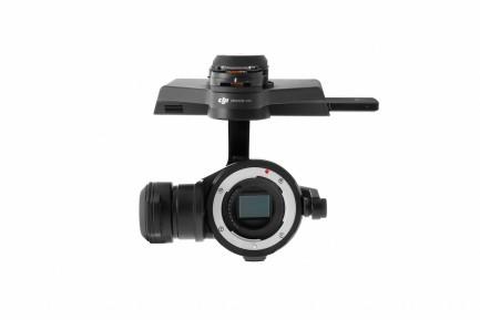 Фото2 Zenmuse X5R - 4К Камера с подвесом без амортизирующей площадки и обьектива серия Inspire 1